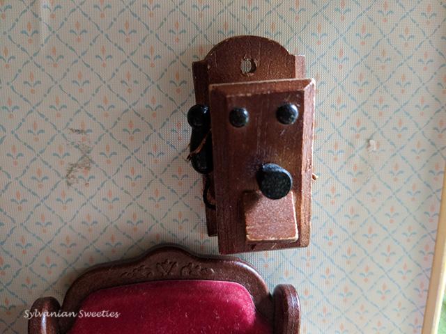 JP Wooden Phone part of miniature series