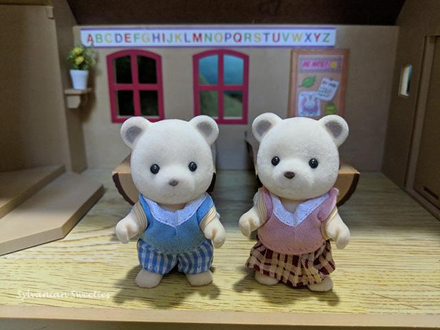 JP Polar Bear Students