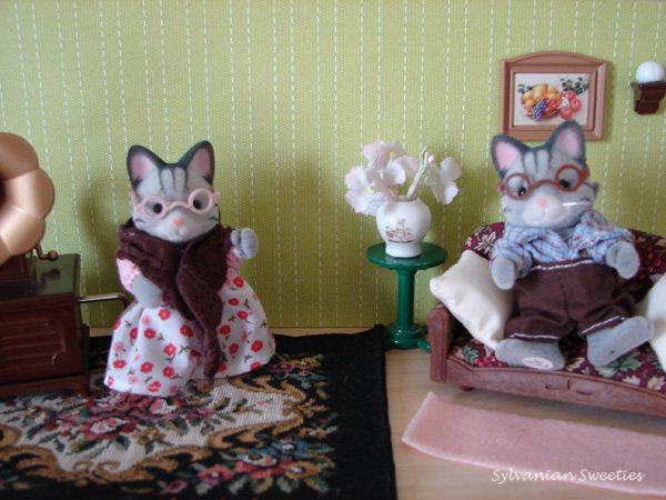 UK Fisher Cat Grandparents