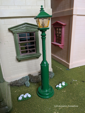 UK Tomy Street Lamp.  It still works too!