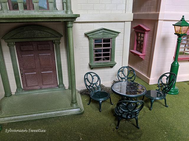JP Garden Table and Chairs KA-621